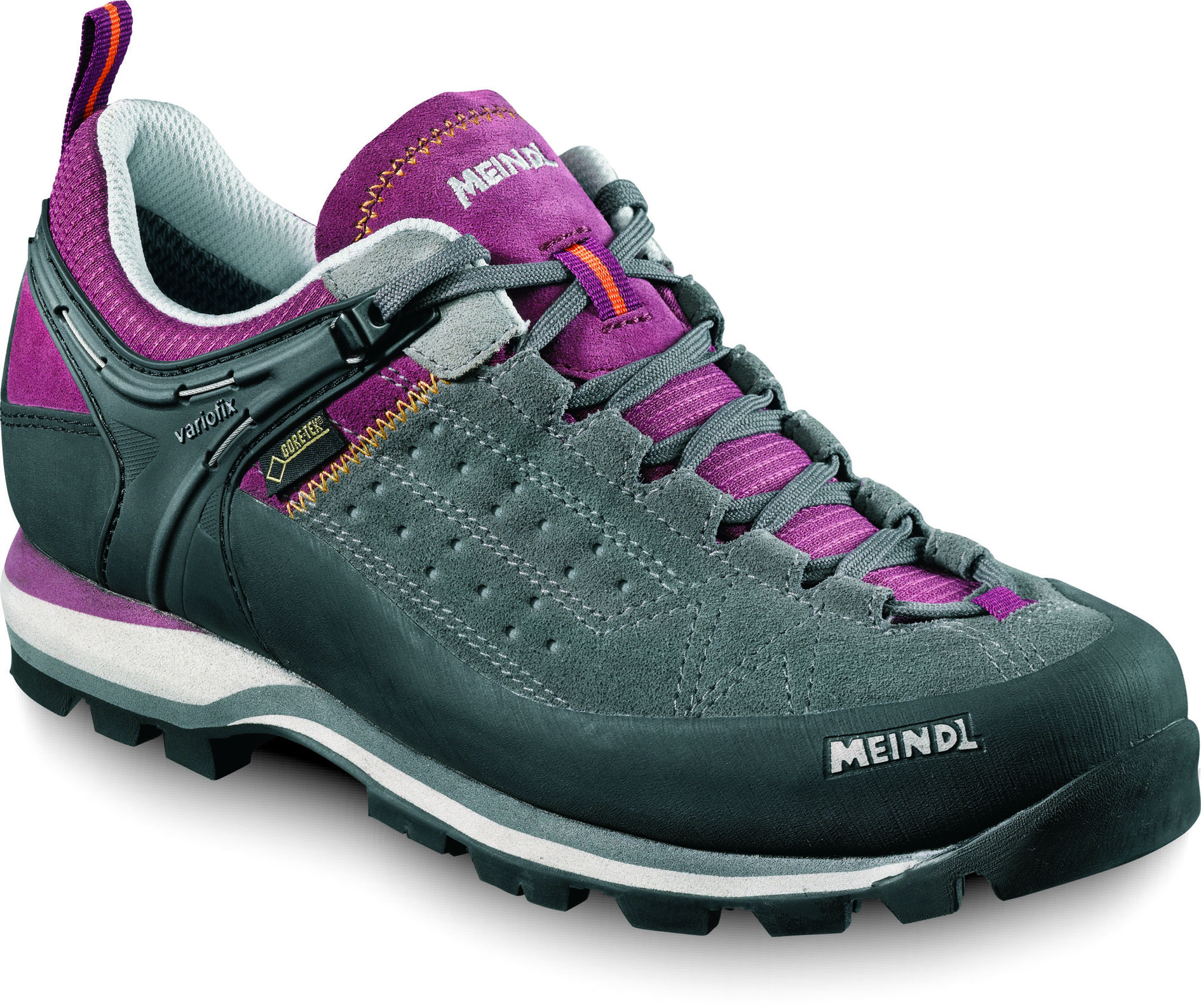 86d62ae17f9 Meindl Literock Lady GTX anthracite violet